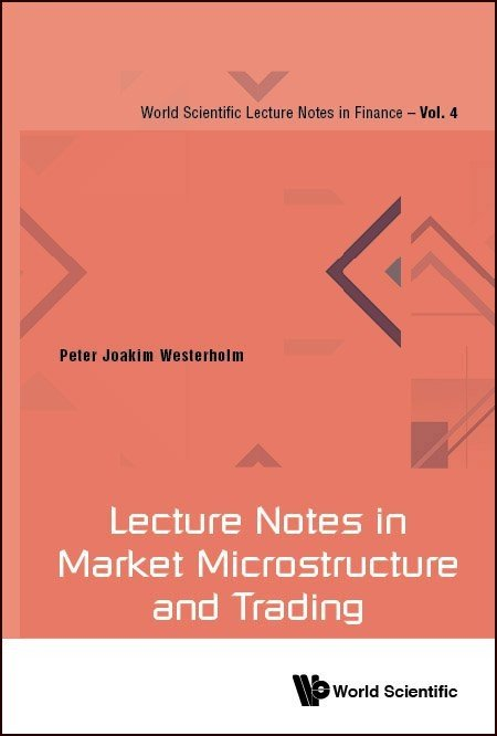 financial mathematics lecture notes