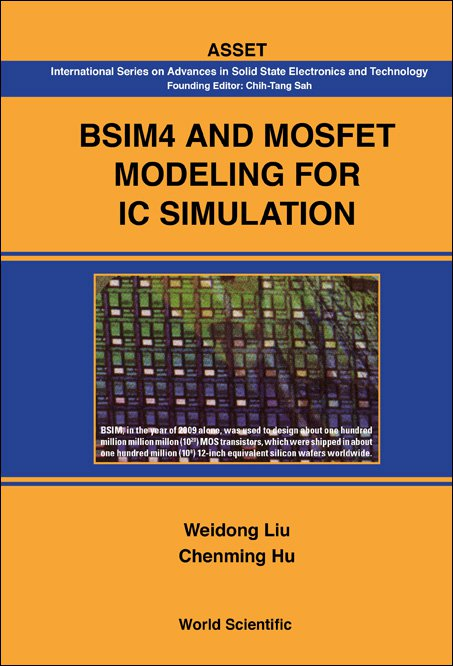 BSIM4 and MOSFET Modeling For IC Simulation | International Series